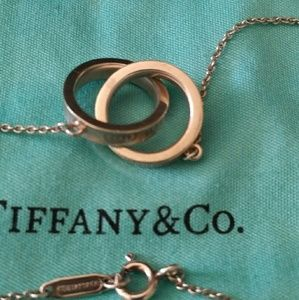 Tiffany & Co. Jewelry - Tiffany Interlocking Circles Pendant